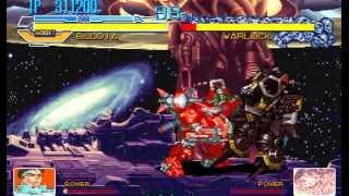 getlinkyoutube.com-Arcade Longplay [382] Cyberbots: Fullmetal Madness