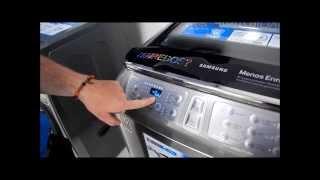 Samsung Smart Washer: la nueva App para entender las lavadoras