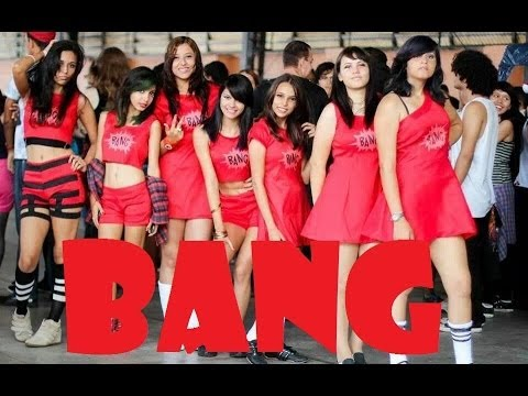 Grupo BANG - Wa$$up Cover (Anime Geek 2013) (OFFICIAL)