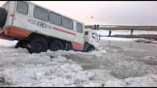 зимник...бовоненково_сабета 2013ггггг шоу вахтовок