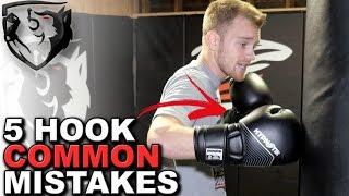 getlinkyoutube.com-5 Common Lead Hook Mistakes: Get More Knockouts!