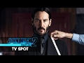 John Wick: Chapter 2 2017 Movie Official Pre-Game TV Spot – 'Shade'