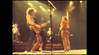getlinkyoutube.com-Loverboy  Turn Me loose live in 1983 Pacific Coliseum Vancouver.