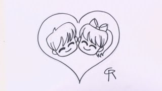 Cute I Love You Drawings For Her