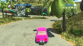 getlinkyoutube.com-LEGO City Undercover Vehicle Guide - All Compact Vehicles in Action