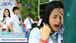 DEAR NATHAN THE SERIES - Haha Salting Malah Nabrak Tiang Nih Si Salma [6 Oktober 2017]