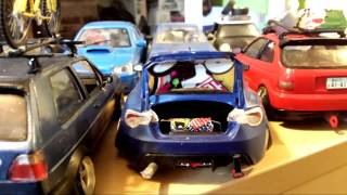 getlinkyoutube.com-My 1:24 model car collection