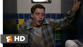 getlinkyoutube.com-American Pie (10/12) Movie CLIP - Finch Has Diarrhea (1999) HD