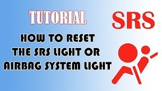 getlinkyoutube.com-How to reset SRS Airbag Indicator Light (Better Quality)