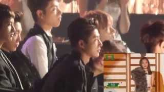 getlinkyoutube.com-iKON during Apink Remember @ MMA 2015