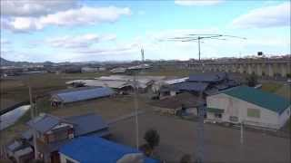 getlinkyoutube.com-2013.11.13. アマチュア無線局 JA5IOE  F550 空撮 紹介ビデオ