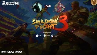 getlinkyoutube.com-SHADOW FIGHT 3??? (AND BEATING FUNGUS WITH LAG)