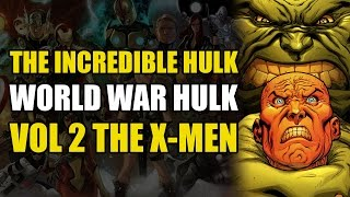 getlinkyoutube.com-Worldbreaker Hulk vs all the X-Men! (World War Hulk Vol 2: X-Men)