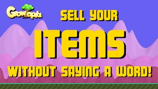 getlinkyoutube.com-Growtopia | Sell Items Without Talking (Experiment)
