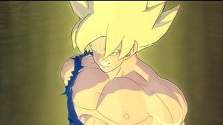 getlinkyoutube.com-Dragonball Raging Blast 1 - Story Mode - Frieza Saga