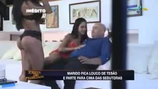 getlinkyoutube.com-Programa do Teste de Fidelidade do João Kleber da Rede TV é uma farsa veja essas imagens