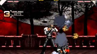 getlinkyoutube.com-(Kof zillion)Final Nao VS Final Khriz