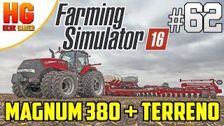 getlinkyoutube.com-Farming Simulator 16 - Gameplay - Trator Magnum 380 + Terreno - Tablet - Android e Ios - PT-BR #62