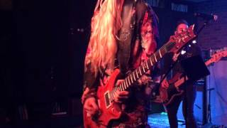 Orianthi - Voodoo Child (Jimi Hendrix Cover @ Soundcheck Live)