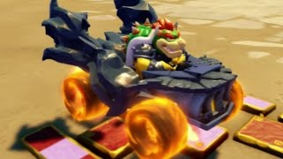 getlinkyoutube.com-Skylanders Superchargers - Racing & Supercharged Challenges (Wii U)