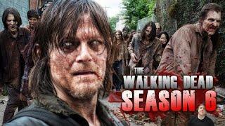 getlinkyoutube.com-The Walking Dead Season 6 Finale - Negan Killed Daryl Theory!