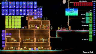 how to spawn all NPC's in Terraria