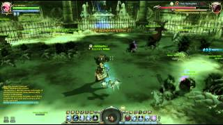 getlinkyoutube.com-Dragon Nest SEA Lvl 40 Mercenary Opening Chaos Baera