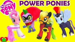 getlinkyoutube.com-My Little Pony POWER PONIES
