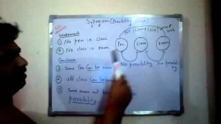 getlinkyoutube.com-Syllogism | Possibility | ( No) | (part 7)