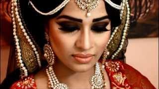 getlinkyoutube.com-Asian Royal Bridal look by Shara Islam
