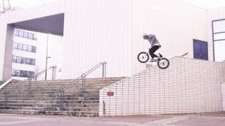 Anthony Perrin - Vans - BMX Street Video