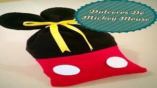 getlinkyoutube.com-Dulceros De Mickey Mouse