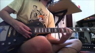 getlinkyoutube.com-Finntroll - Fornfamnad [Guitar Cover]