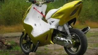 getlinkyoutube.com-Yamaha Aerox Scooter Tuning