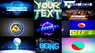 getlinkyoutube.com-(BEST) Top 30 FREE GAMING Intro Templates  SONY VEGAS, AFTER EFFECTS, CINEMA 4D (2015)