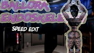 Download video: [FNaF Speed edit] Making Pikachu endoskeleton (FAIL)