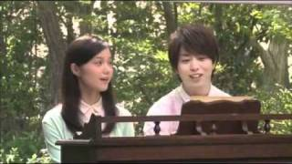 getlinkyoutube.com-アフラック CM「いっしょだと、もっといいね」宮﨑あおい 櫻井翔