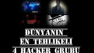 getlinkyoutube.com-Dünya'nın En Tehlikeli 4 Hacker Grubu