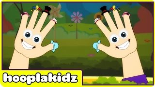 Where is Thumbkin? | Nursery Rhymes for Children by Hooplakidz