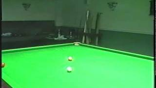 Speed of the balls when potting