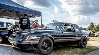 LSX LS Mustang Coupe Jakes Dragstrip RealSpeed