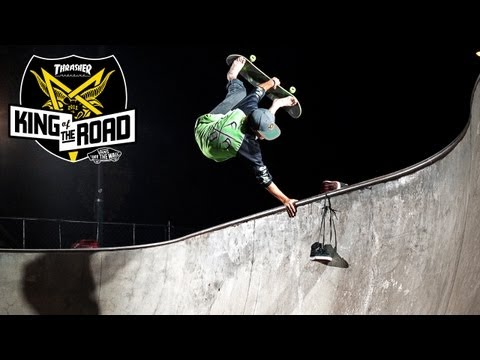 King of the Road 2012: Webisode 7