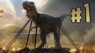 Release The Dinosaurs - Dino D Day - Ep1