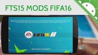 getlinkyoutube.com-★ FTS15 MODS FIFA16 v1 | 2016 ★