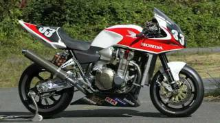 getlinkyoutube.com-Honda CB1300 8H Suzuka Racer - the one and only