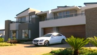 getlinkyoutube.com-Top Billing visits the dream home of the Mahlaba family | FULL INSERT