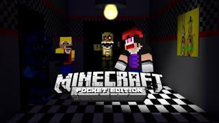 getlinkyoutube.com-Minecraft pe 0.13 Fnaf 4 Texture Pack!(eu fiz)