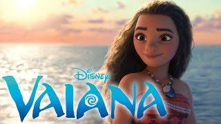 VAIANA - Erster offizieller Trailer (deutsch | german) - Weihnachten 2016 im Kino | Disney HD