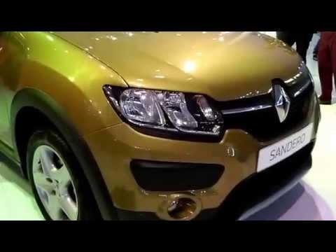 Renault Sandero 360 Video