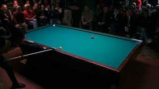 getlinkyoutube.com-Billard 3 bandes Frédéric CAUDRON VS Peter CEULEMANS